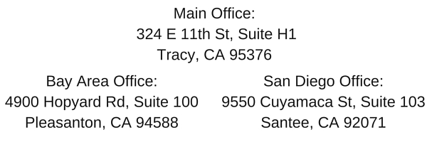 Office Addresses