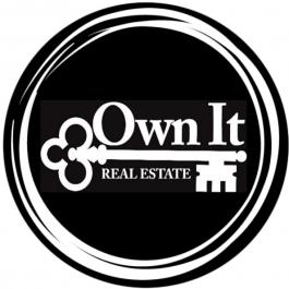 Own It Real Estate Logo