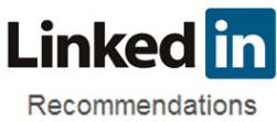 Review me & join my network on Linkedin