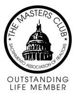 The Masters Club Outstanding Life Member logo